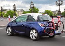 Opel Adam: ha il portabicilette FlexFix integrato
