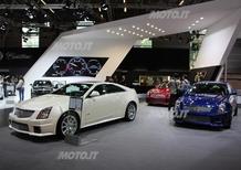 Cadillac al Salone di Parigi 2012