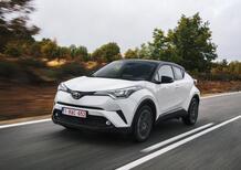 Toyota C-HR [Video primo test]