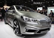 BMW al Salone di Parigi 2012