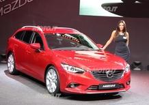 Mazda al Salone di Parigi 2012