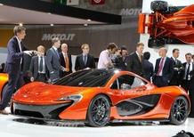 McLaren al Salone di Parigi 2012
