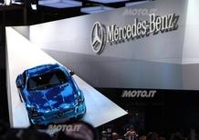 Mercedes-Benz al Salone di Parigi 2012