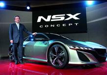Honda: svelati i piani di sviluppo. Confermata la Civic Type R