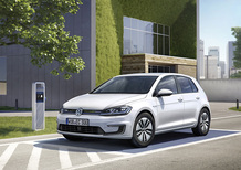 Volkswagen e-Golf al Salone di Los Angeles 2016 [Video]