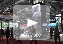Salone di Parigi 2012: lo stand Honda dal vivo