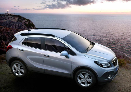 Opel Mokka: listino prezzi