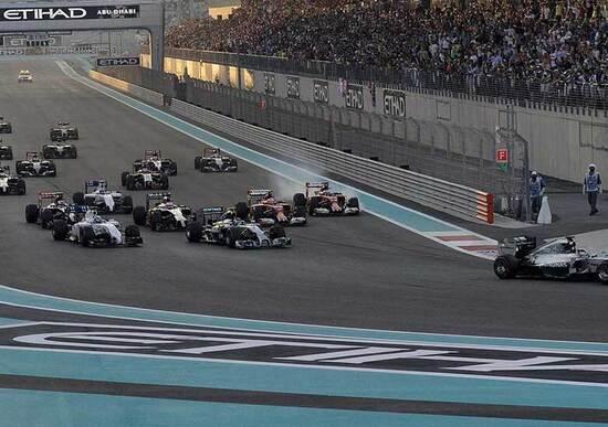 Rosberg-Hamilton, la sfida finale è iniziata