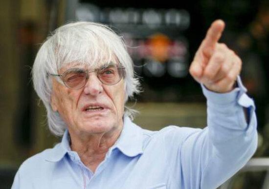 Formula 1, proposta Ecclestone: due gare da 40 minuti