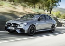 Mercedes Classe E 63 AMG al Salone di Los Angeles [Video]