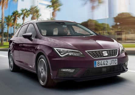 Seat Leon restyling 2017 [Video Primo Test]