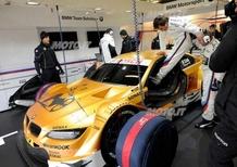 Alex Zanardi: test al Nürburgring con la BMW M3 DTM