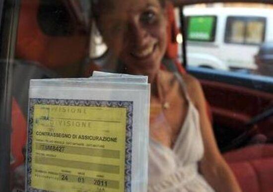 RC Auto: nessuna proroga per il rinnovo dal 1° gennaio 2013
