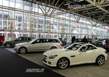 Mercedes-Benz FirstHand al Motor Show 2012