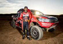 "Dakar 2017. Al Attiyah: ""Che problema c'è?"""
