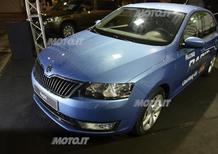 Skoda al Motor Show 2012