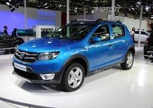 Dacia al Motor Show 2012