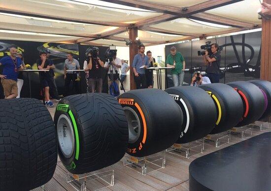 F1, Pirelli, Paul Hembery:
