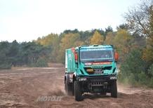 Iveco e FPT Industrial insieme alla Dakar 2013