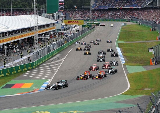 Formula 1, Hockenheim fuori dal calendario 2017
