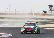WTCC 2016, qualifiche Qatar: pole per Bennani