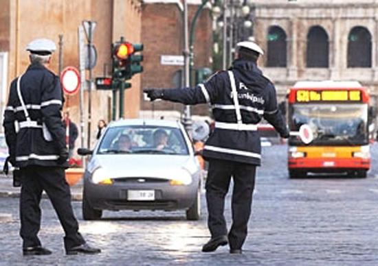 Roma: targhe alterne mercoledì 9 e giovedì 10 gennaio 2013