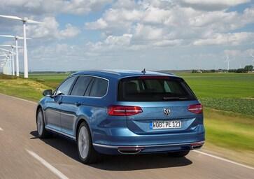Volkswagen Passat GTE   Test drive #AMboxing