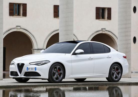Alfa Romeo Giulia tra le finaliste del premio Auto dell'Anno 2017