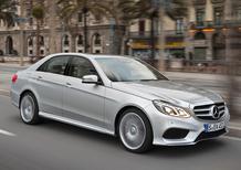 Mercedes-Benz Classe E restyling