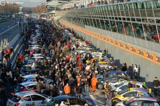 Monza Rally Show, lo spettacolo sta per iniziare