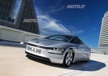Volkswagen XL1: confermata la produzione dell'auto da 0.9 l/100 km