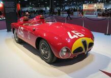 Milano Autoclassica 2013: le foto più belle dagli stand