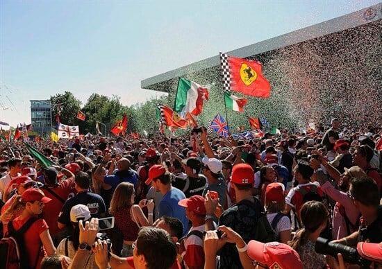Formula 1: rinnovato il contratto che premia lo storico circuito italiano