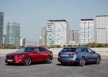 Mazda6 my2017: ecco le novità e il listino per l'Italia