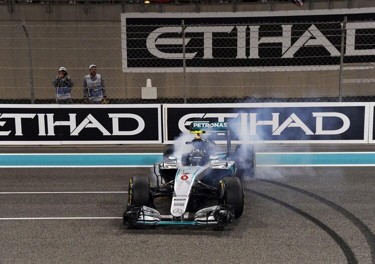 F1, Gp Abu Dhabi 2016: le foto più belle