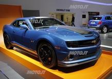 Chevrolet al Salone di Ginevra 2013