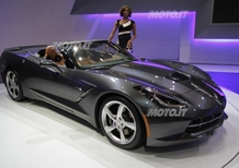 Corvette al Salone di Ginevra 2013