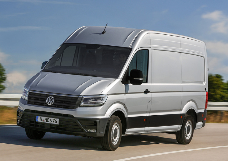 Nuovo Volkswagen Crafter 2017 [Video Primo Test]