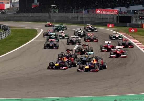 F1, ecco il calendario 2017: 20 gare in programma
