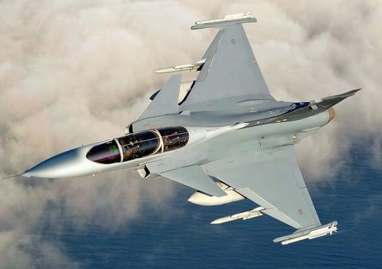 Saab Group: dal caccia Gripen E arriva un software per auto