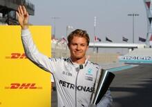 F1, clamoroso: Rosberg annuncia il ritiro