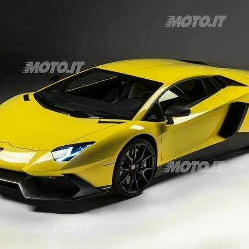 Lamborghini aventador lp720 4 50 anniversario news for Concessionari lamborghini