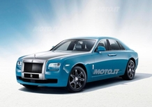 Rolls-Royce Ghost Alpine Trial Centenary Edition