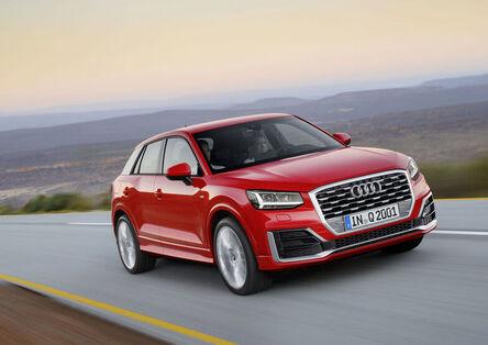 Audi Q2, la prova del benzina 1.4 TFSI [Video primo test]