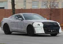 Ford Mustang 2018: le nostre foto spia