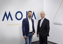 Volkswagen, nasce Moia, società per la mobilità alternativa