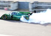 Lord Drayson B12 69/EV: l'elettrica che tenterà di infrangere il record di 282 km/h