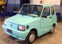 Auto elettrica e car sharing: l'inventore del Cynar li immaginava già negli anni '70