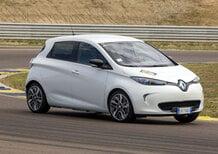EcoPress Race: Renault Zoe, divertimento ed ecologia