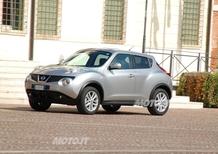 Nissan Juke: ora con un 1.5 dCi rinnovato e più efficiente